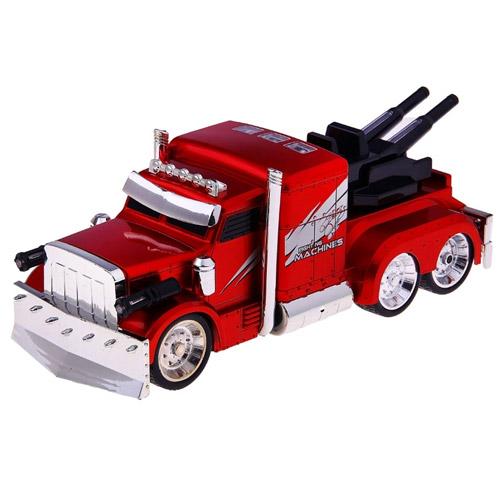 Радиоуправляемый Боевой грузовик 1:16 Дорожные войны (27 см)