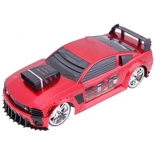 Красный Радиоуправляемая Боевая машина Ford Mustang (1:16, 27 см)