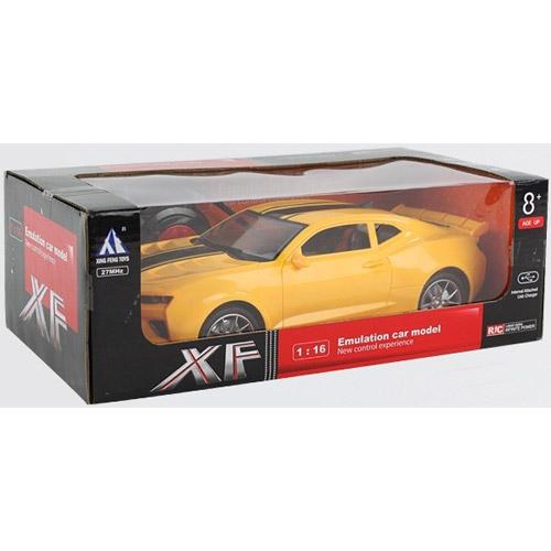 Радиоуправляемая Chevrolet Camaro (1:16, 25 см) - В интернет-магазине