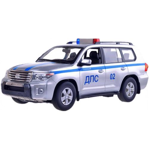 Радиоуправляемая Полицейская Toyota Land Cruiser (1:16, 32 см)