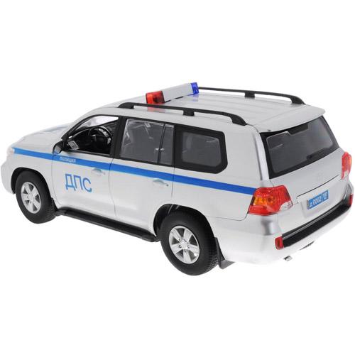Радиоуправляемая Полицейская Toyota Land Cruiser (1:16, 32 см) - Фотография
