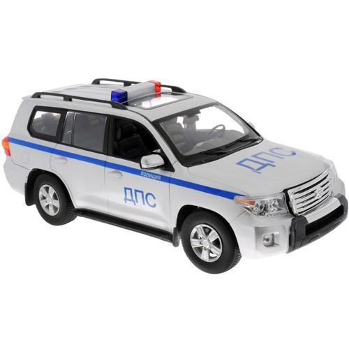 Радиоуправляемая Полицейская Toyota Land Cruiser (1:16, 32 см) - Фото