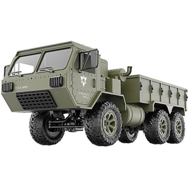Радиоуправляемый Американский Военный Грузовик U.S. Army (6x6, 1:16, 48 см.)