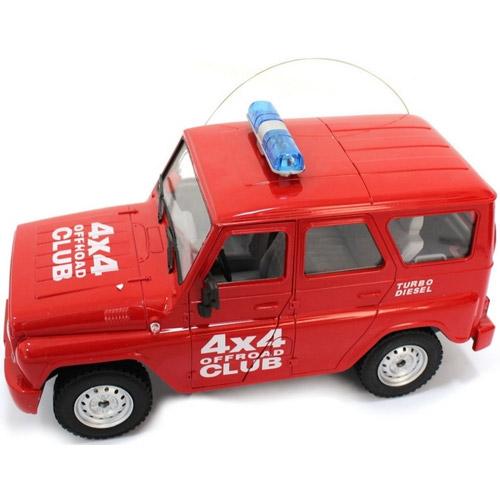 Радиоуправляемая Машина 1:16 УАЗ Hunter (25 см., открываются двери) - В интернет-магазине
