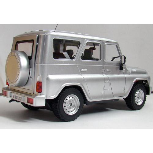 Радиоуправляемая Машина 1:16 УАЗ Hunter (25 см., открываются двери) - Фотография