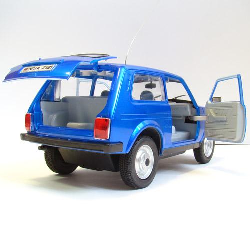 Машина 1:16 ВАЗ Нива 2121 - Картинка
