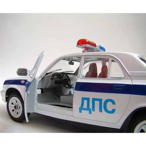 Машина 1:16 Волга ГАЗ-3110 - В интернет-магазине