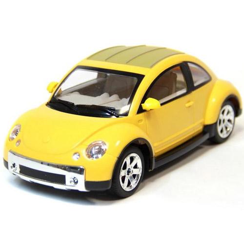 Радиоуправляемый Volkswagen Beetle (Фольксваген Жук, 1:14, 25 см.)