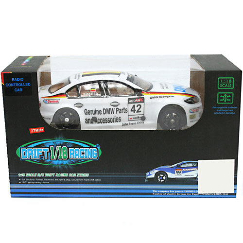 Радиоуправляемая Машина 1:18 BMW 3 (24 см.) - В интернет-магазине