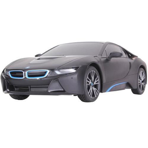 Небольшая Радиоуправляемая BMW i8 (1:18, 25 см.)