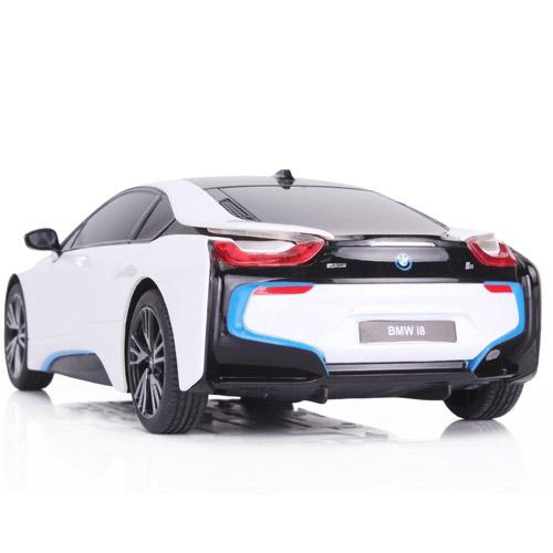 Небольшая Радиоуправляемая BMW i8 (1:18, 25 см.) - Фото