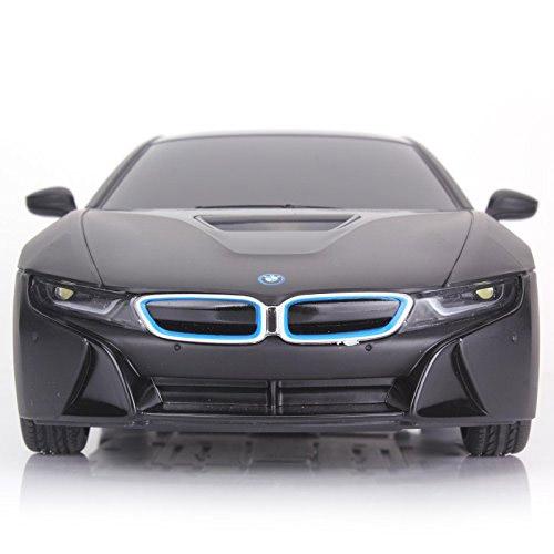 Небольшая Радиоуправляемая BMW i8 (1:18, 25 см.) - Фотография