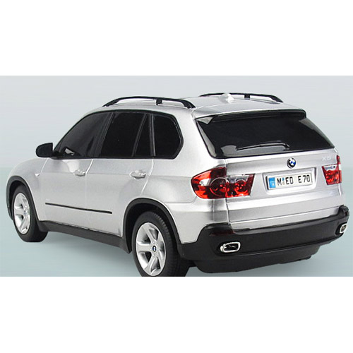 Небольшая Радиоуправляемая BMW X5 (1:18, 27 см.) - В интернет-магазине