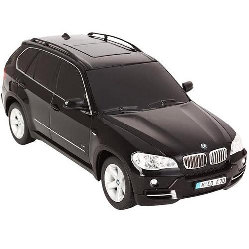 Небольшая Радиоуправляемая BMW X5 (1:18, 27 см.)