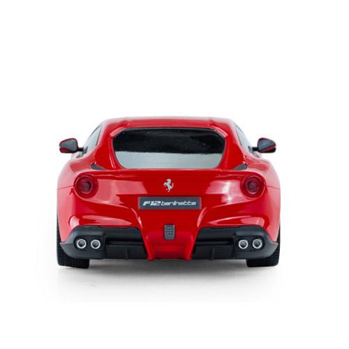 Небольшая Радиоуправляемая Ferrari F12 (1:18, 25 см.) - В интернет-магазине