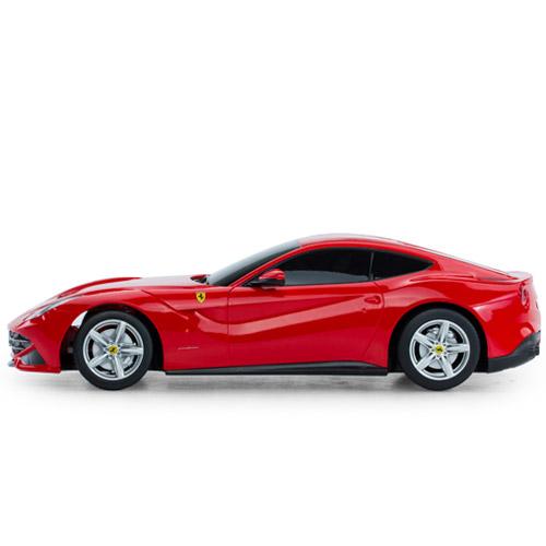 Небольшая Радиоуправляемая Ferrari F12 (1:18, 25 см.) - Фото