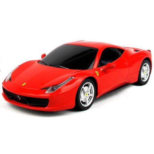 Небольшая Радиоуправляемая Ferrari F12 (1:18, 25 см.)