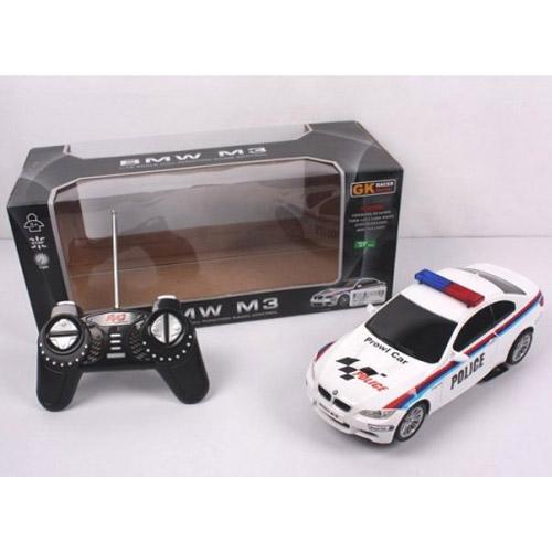 Радиоуправляемая Машина 1:18 BMW M3 POLICE - В интернет-магазине