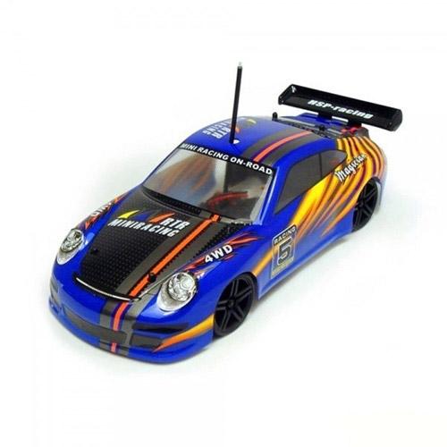 Скоростная радиоуправляемая машина Porsche 911 (1:18, 2.4Ghz, 23 см) - Фотография