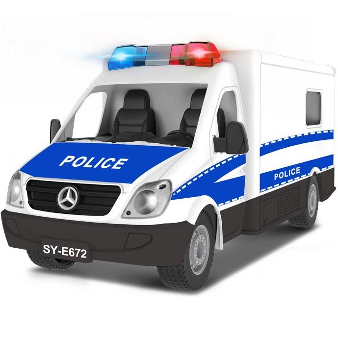 Радиоуправляемый Полицейский Фургон (1:18, 33 см)