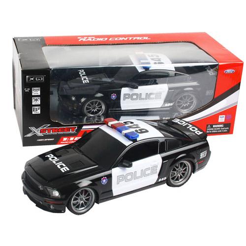 Радиоуправляемая Машина 1:18 Ford Mustang Police