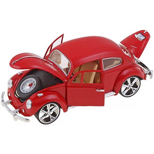 Машина 1:18 Volkswagen Beetle 1967 Фольксваген Жук