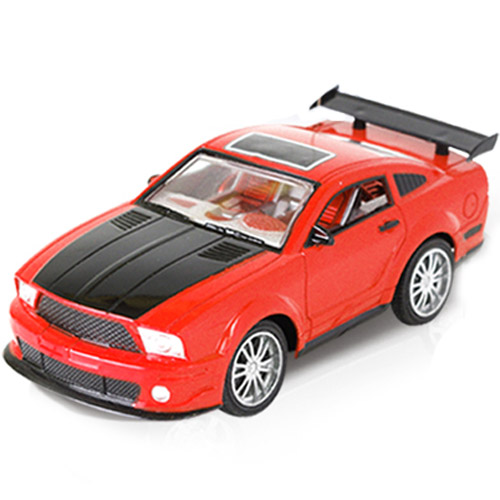 Маленькая радиоуправляемая машинка Ford Mustang (1:22, 18 см)