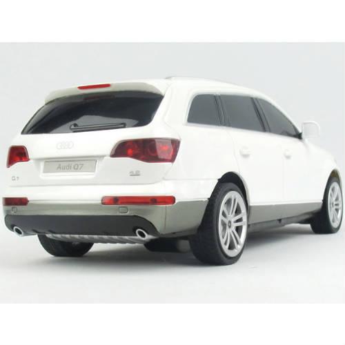 Маленькая Радиоуправляемая Машинка Audi Q7 (1:24, 20 см.) - Изображение