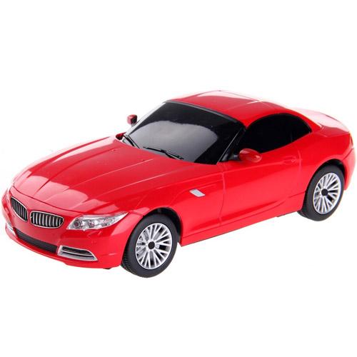 Красный Маленькая Радиоуправляемая Машинка BMW Z4 (1:24, 20 см.)