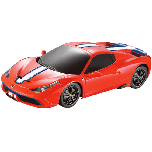 Маленькая Радиоуправляемая Машинка Ferrari 458 Speciale (1:24, 19 см)