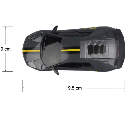 Маленькая радиоуправляемая Lamborghini Murcielago LP670-4 SV Limited Edition (1:24, 19 см)