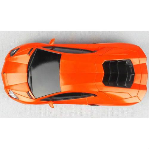 Маленькая радиоуправляемая машинка Lamborghini Aventador LP700-4 (1:24, 18 см)
