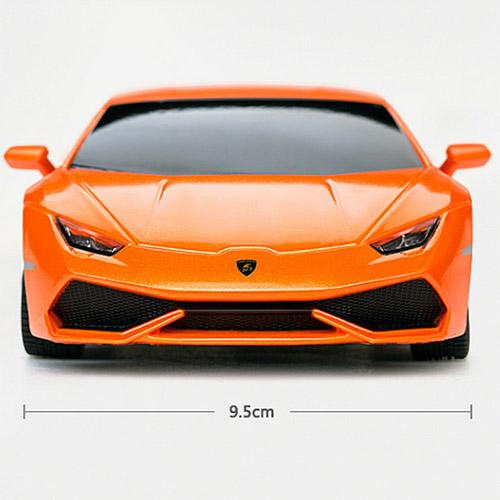 Маленькая радиоуправляемая машинка Lamborghini Huracan LP 610-4 (1:24, 19 см.) - В интернет-магазине
