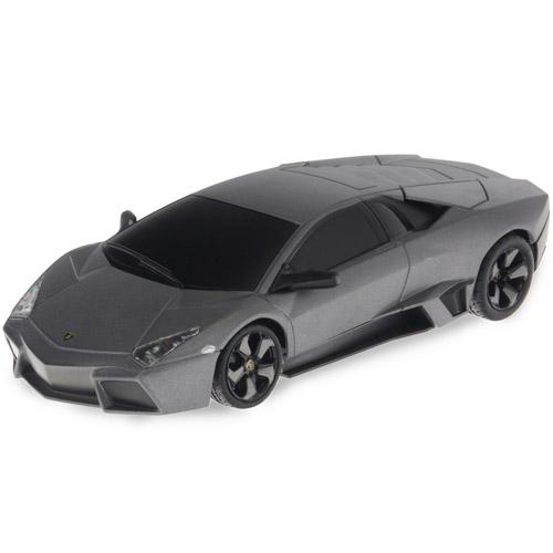 Маленькая радиоуправляемая машинка Lamborghini Reventon (1:24, 20 см.)