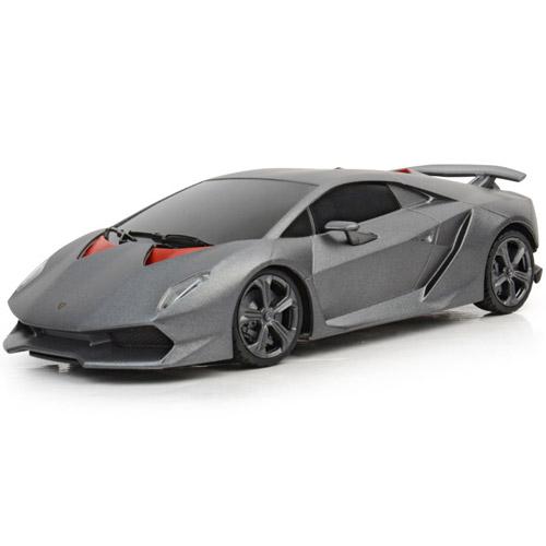 Маленькая Радиоуправляемая Машинка Lamborghini Sesto Elemento (1:24, 19 см.)