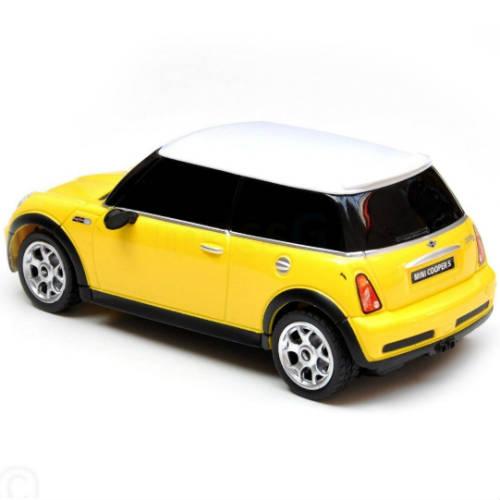 Маленькая радиоуправляемая машинка Mini Cooper S (1:24, 17 см.) - Изображение