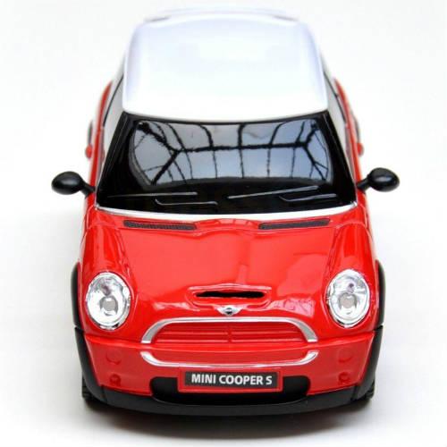 Маленькая радиоуправляемая машинка Mini Cooper S (1:24, 17 см.) - Фотография