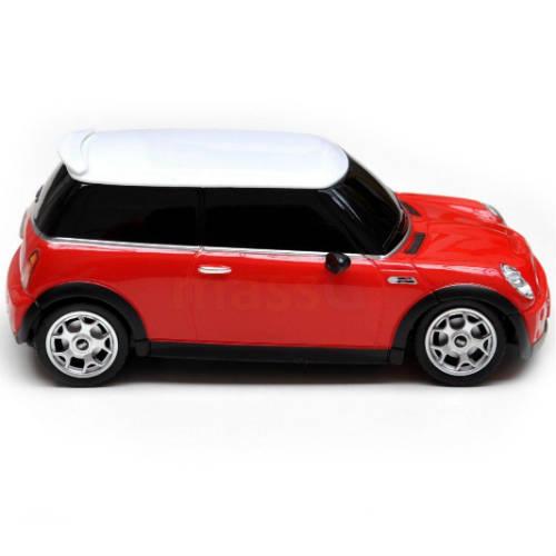 Маленькая радиоуправляемая машинка Mini Cooper S (1:24, 17 см.) - Фото