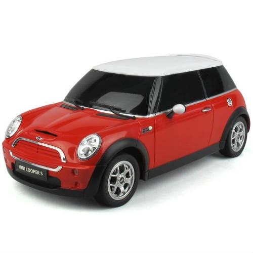 Маленькая радиоуправляемая машинка Mini Cooper S (1:24, 17 см.)