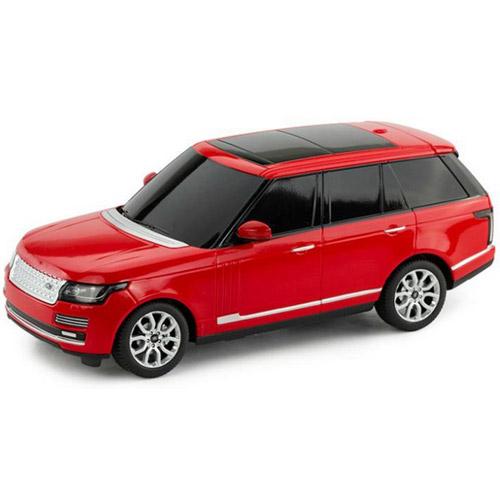 Красный Маленькая радиоуправляемая машинка Range Rover Vogue 2013 version (1:24, 20 см)