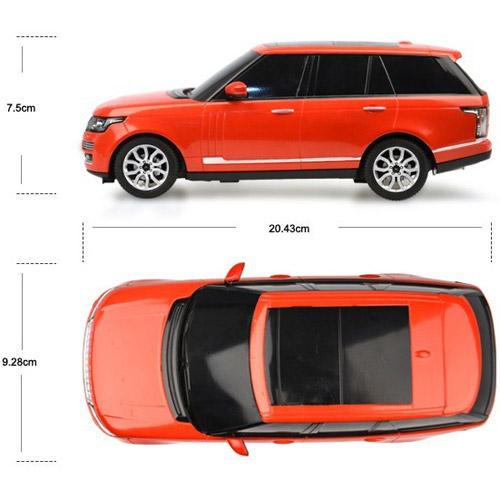 Маленькая радиоуправляемая машинка Range Rover Vogue 2013 version (1:24, 20 см) - Фото