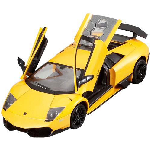 Машина 1:24 Lamborghini Murcielago SV LP670-4 (20 см, металл)