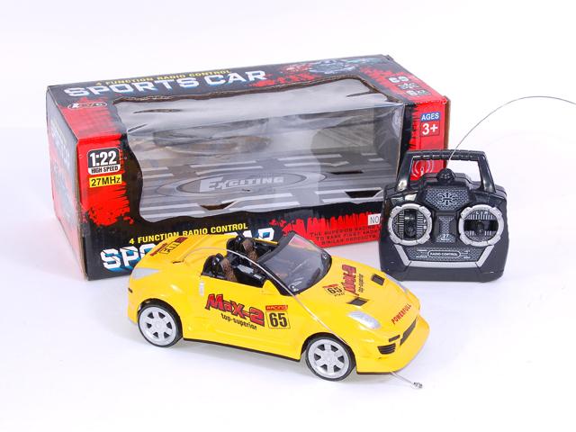 Машина 1:22 Спорт-кабриолет
