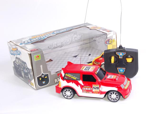Радиоуправляемая Машина 1:24 Спортивный паркетник