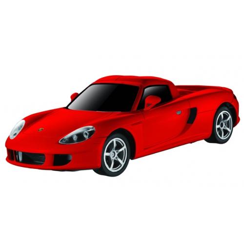 Красный Радиоуправляемая Машинка Porsche Carrera (1:28, 18 см)