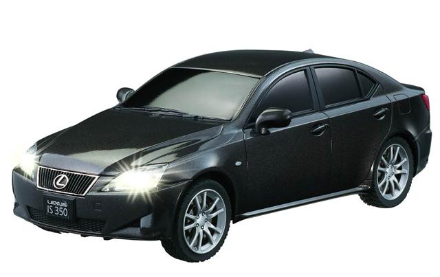 Маленькая радиоуправляемая машинка Lexus IS 350 (1:28, 18 см)