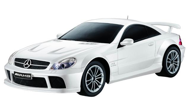 Радиоуправляемая Машинка 1:28 Mercedes SL65 AMG (18 см)