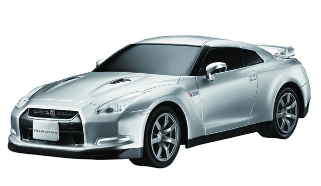 Радиоуправляемая Машинка 1:28 Nissan GTR (18 см)