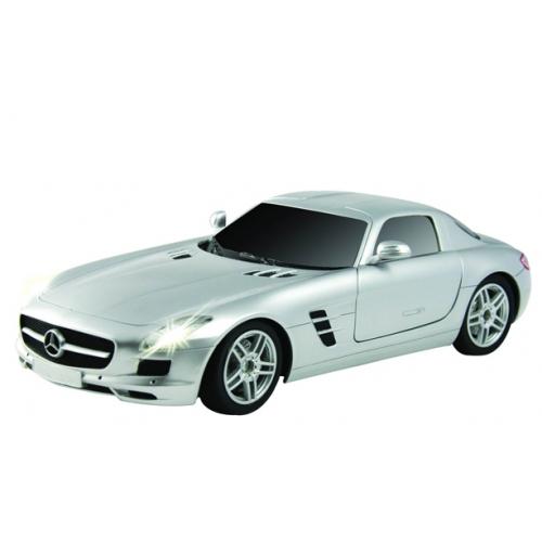 Радиоуправляемая Машинка 1:28 Mercedes SLS (18 см) - Фото