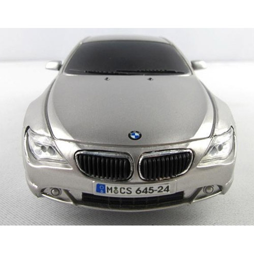 Маленькая Радиоуправляемая Машинка BMW 645CI (1:24, 20см.)